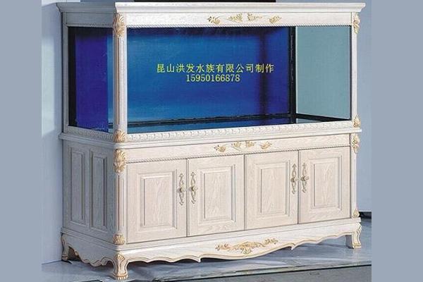 苏州欧式实木鱼缸