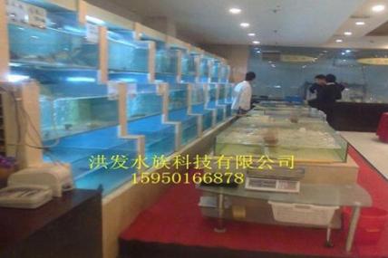 昆山定做酒店海鲜缸