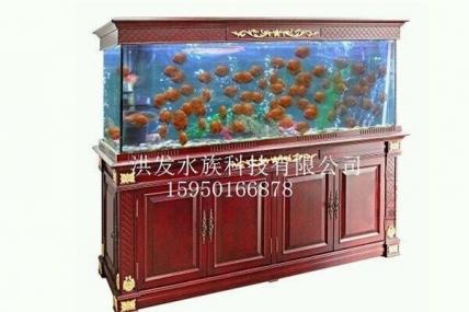 昆山定做实木鱼缸