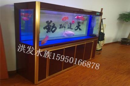 柜式观赏鱼缸